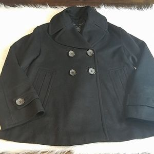 French Connection pea coat size 2